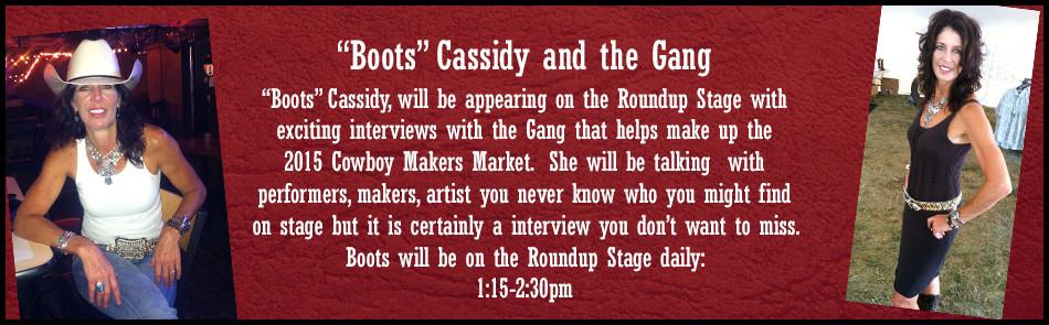 Boots Cassidy – Slider