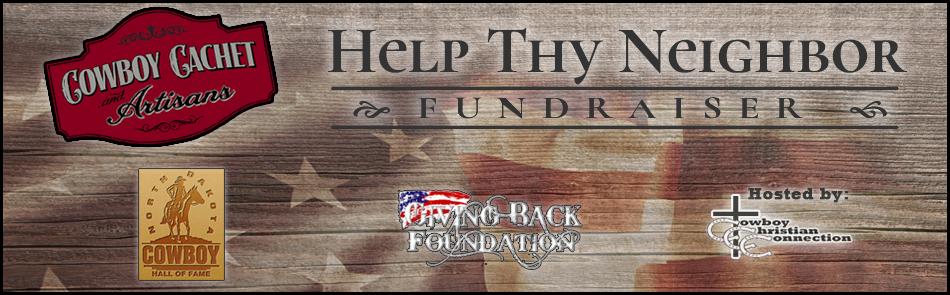 Help Thy Neighbor Fundraiser